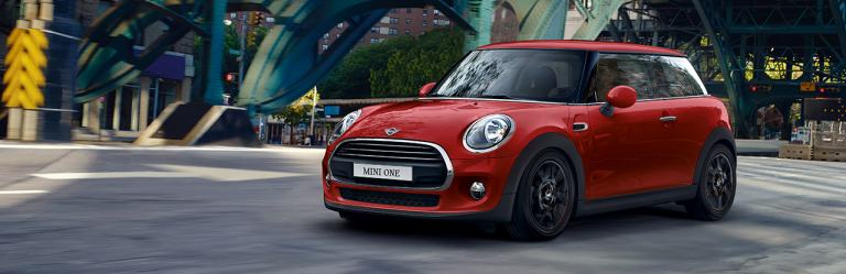 MINI HATCH ONE SALT 3 PORTES